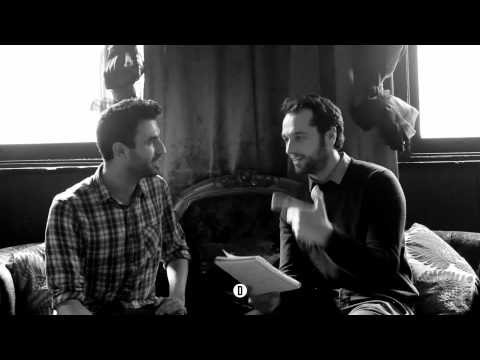 Matthew Rhys: The man of 1000 accents