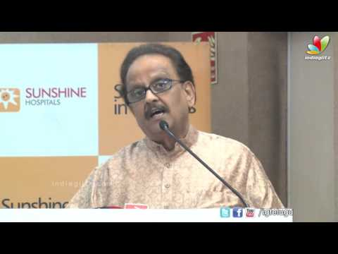 Research-book-on-dubbing-songs-in-Telugu-released-Part-04-ll-S-P-Balasubrahmanyam