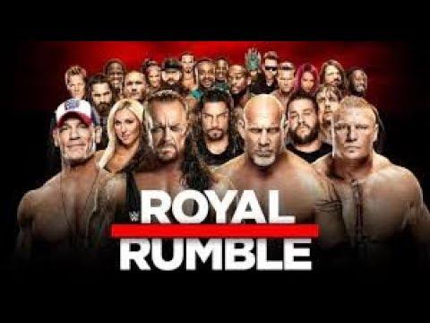 WWE elimination chamber 2017 full match HD