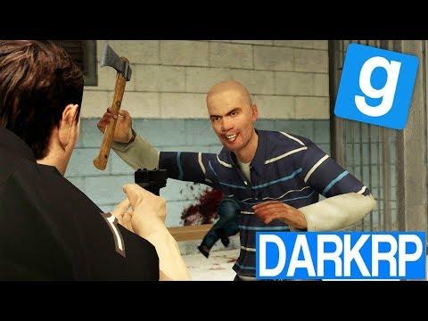 Garrys Mod - LE MASSACRE DU COMICO! - Garry's Mod DarkRP
