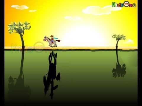 Mera Ghoda Mera Ghoda - Animated Nursery Rhymes