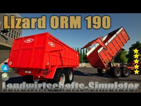 Lizard ORM 190 v1.0.0.0