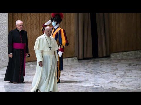 Ο Πάπας εγκρίνει τις σχέσεις συμβίωσης των ομοφυλόφιλων πολιτών…