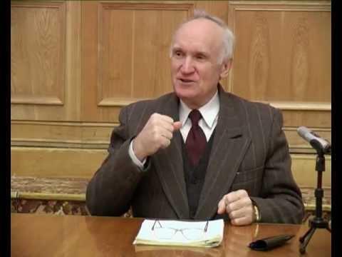 Протестантизм. Осипов Алексей Ильич