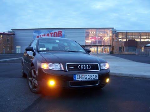 2002 to 2005 Audi A4 B6 Sedan Real World Vehicle Review