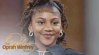 Video The Girl with 1,000-Plus Letters In Her Name | The Oprah Winfrey Show | Oprah Winfrey Network MP3, 3GP, MP4, WEBM, AVI, FLV Juli 2019