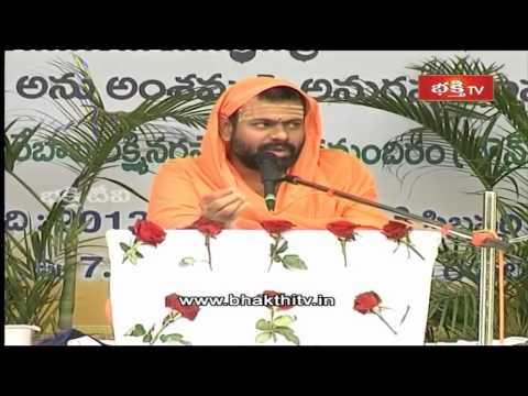 Adhyatmika Sadhana - Paripoornananda Saraswati Pravachanam_Part 8