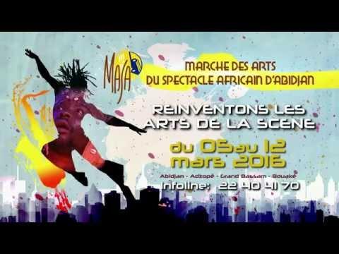 9ème Edition du Marche des Arts du Spectacle Africain (Masa 2016)