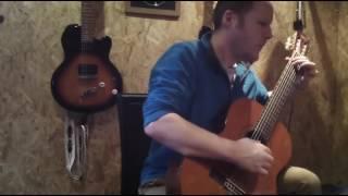 New Classical Guitar Video - Mi Favorita