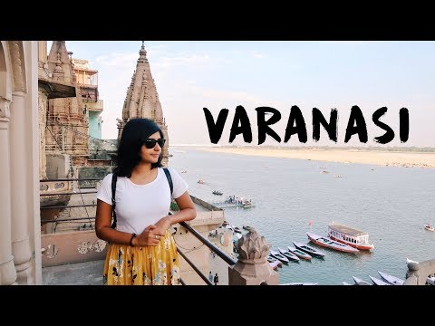 Download EXPLORING VARANASI | Benaras Travel Vlog #1 HD Mp4 3GP Video and MP3