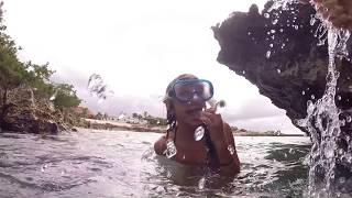 Video Gyrocopter Girl Aruba Snorkel with S & Ibby & E MP3, 3GP, MP4, WEBM, AVI, FLV Juni 2019