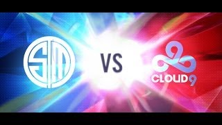 Video Cloud 9 vs Team SoloMid - Ultra Rapid Fire MP3, 3GP, MP4, WEBM, AVI, FLV Juni 2018