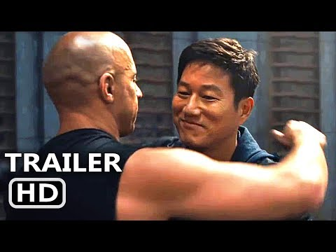 FAST AND FURIOUS 9 Super Bowl Trailer (NEW 2020) Vin Diesel, John Cena Action Movie HD
