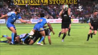 Force v Crusaders Rd.7 2016 | Super Rugby Video Highlights