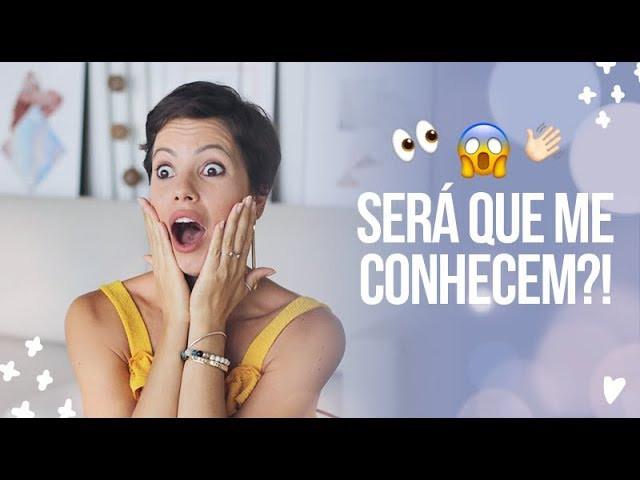 REAGINDO A SUPOSIÇÕES SOBRE MIM - Juliana Goes