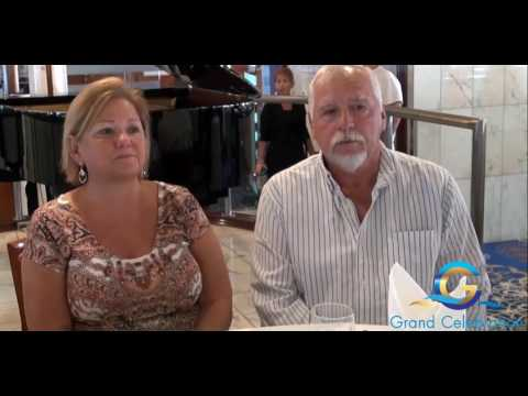 Ron and Wendy Grand Celebration Cruise Testimonial