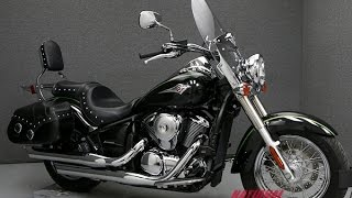 8. 2015 Kawasaki VN900 Vulcan 900 Classic LT  - National Powersports Distributors