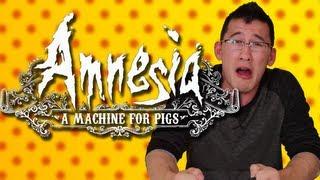 Amnesia: AMFP - Hot Pepper Game Review Feat. Markiplier