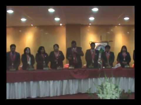 SESION SOLEMNE FIESTAS PATRIAS - CONSEJO REGIONAL CUSCO