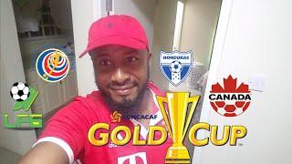 🇨🇦 CANADA VS HONDURAS 🇭🇳 0-0 🇨🇷 COSTA RICA VS FRENCH GUIANA 🇬🇫 3-0 GOLD CUP REACTIONS