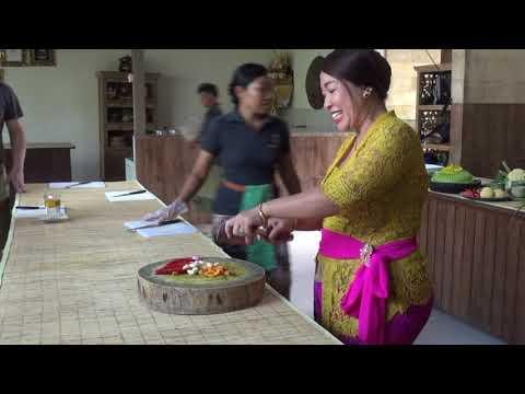Traveller Chef In Bali, Episode 4 : Cooking Class