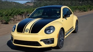 2014 Volkswagen Beetle GSR Quick Take Review