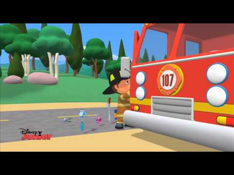 Handy Manny - Fire Fighter Manny
