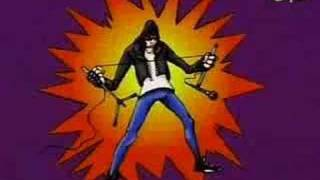 Ramones - Spider-Man music video