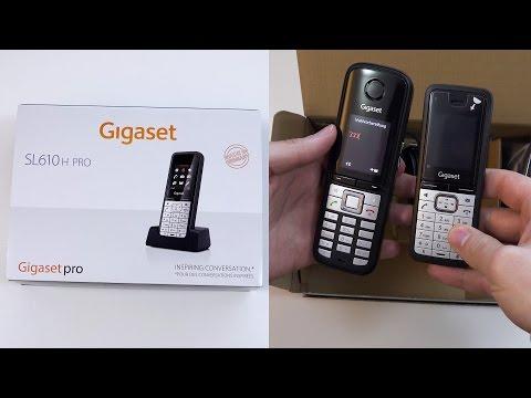 Gigaset SL610H PRO DECT-Telefon im Test