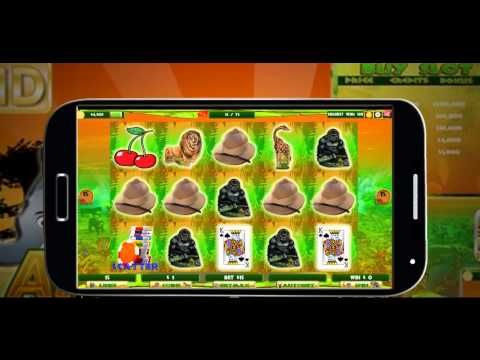 Video of African Safari Slot
