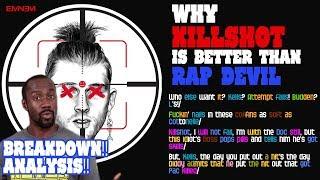 Video KILLSHOT Lyrics Breakdown | Why it's better than Rap Devil MP3, 3GP, MP4, WEBM, AVI, FLV Desember 2018