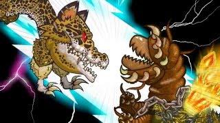 Mutant Fighting Cup 2 – трейлер игры