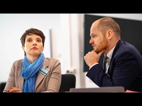 Frauke Petry vor Gericht: Ex-AfD-Chefin wird Meineid  ...