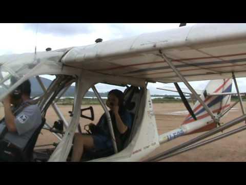 เรียนขับเครื่องบินตอน1