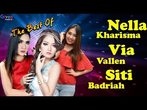 Video Nella Kharisma, Siti Badriah, Via Vallen - Lagu Dangdut Terbaru 2018 download in MP3, 3GP, MP4, WEBM, AVI, FLV January 2017
