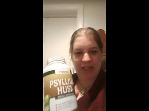 #NutriONN Psyllium Husk Capsules - premium psyllium fiber
