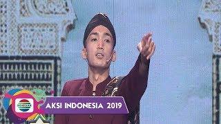 Video Tampil Unik, Ulin-Cilacap 'Perjalanan Hidup' Dihadiahi Total Nilai 353 Dari Juri – AKSI 2019 MP3, 3GP, MP4, WEBM, AVI, FLV Juni 2019