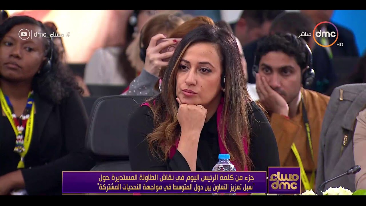 مساء dmc - الرئيس السيسي: اللاجئون يعيشون بحرية مثل المصريين.. ولا نسمح بأي إساءة لهم