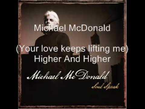 Tekst piosenki Michael McDonald - Higher And Higher po polsku