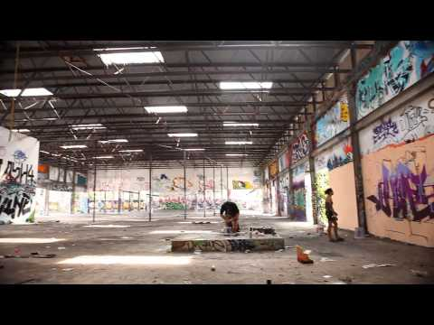 Ironlak   Art Basel Miami 2012 | Video