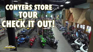 6. MMS: Conyers Store Tour
