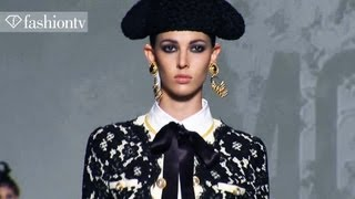 Model Talks - Ruby Aldridge + Kate King At Fashion Week Spring 2012 | FashionTV