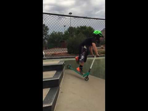 Skate park Sedona Arizona