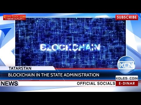 KCN: Tatarstan to use blockchain via Life.SREDA in government