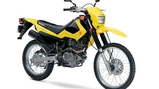 7. 2017 Suzuki DR200S | Ultra-reliable 199cc