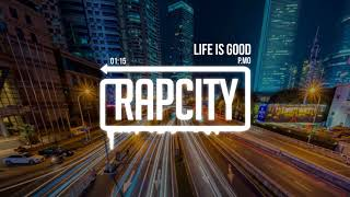 Download Lagu P.MO - Life Is Good (Prod. By Mike Squires) Mp3