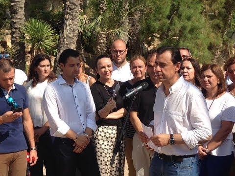 """Maillo: """"No podemos permitir que niñatos planteen un ataque hacia el turismo"""""""