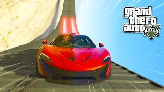 GTA 5 mods INSANE WALLRIDE RAMPS MOD
