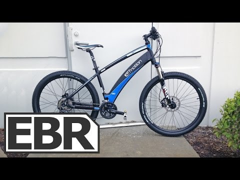 Easy Motion Neo 650B Video Review – Hardtail Electric Mountain Bike, 27.5″ Wheels, Hydraulic Disc