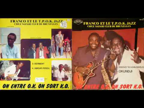 Serment (Kikam) - Franco & le TPOK Jazz 1983